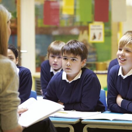 Innowacja w edukacji – Coachingowa metoda wspierania uczniów i rodziców